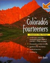 Colorado's Fourteeners - Maps Package