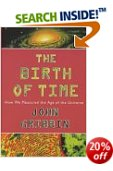 The Birth of Time - the Age of the Universe