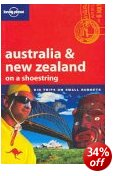 Australia & New Zealand on a Shoestring - Lonely Planet Travel Guide