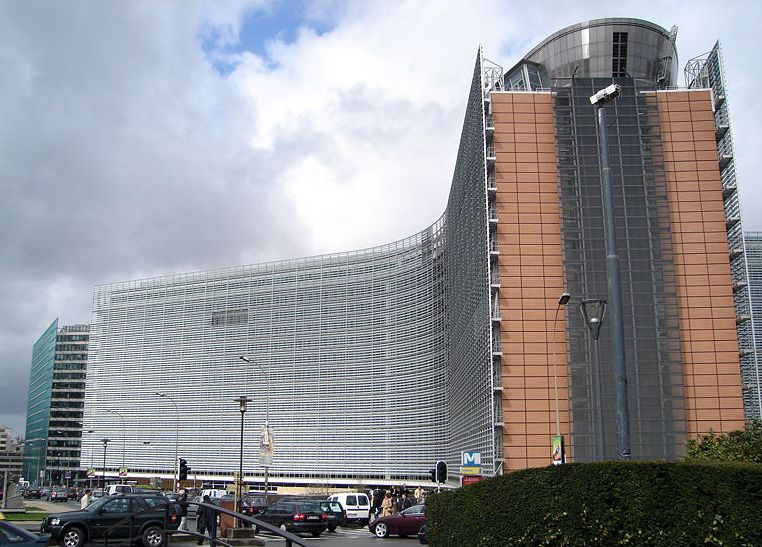 EC Building in Brussels