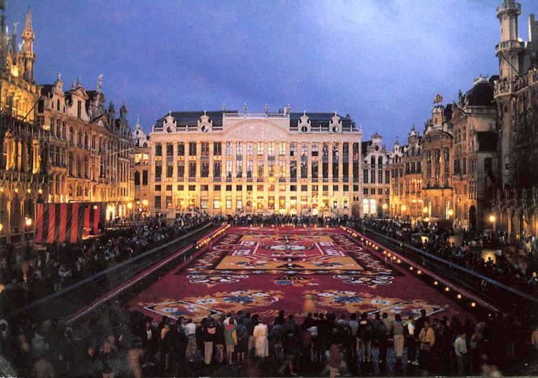 Grand Plaza in Brussels