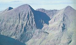 Carrauntoohill - highest mountain in Ireland