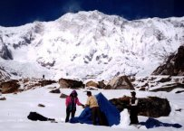 Annapurna - the world's tenth highest mountain