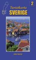 Tourist Map of Sweden: Map 02