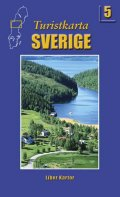 Tourist Map of Sweden: Map 05