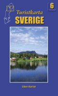 Tourist Map of Sweden: Map 06